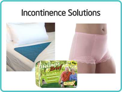 Picture for category Incontinence Solutions