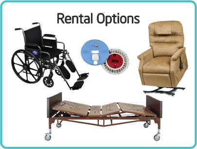 Picture for category Rental Options