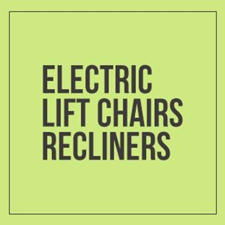 Picture for category Electric Lift Chairs / Recliners