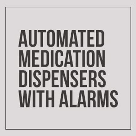 Picture for category Automated Medication Dispensers