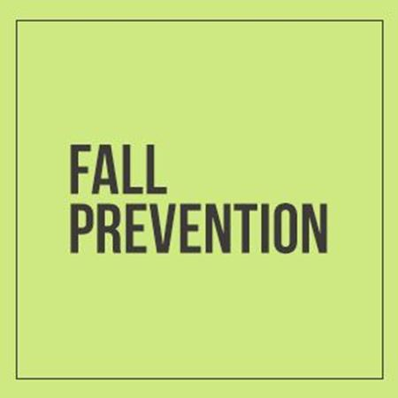 Picture for category Fall Prevention