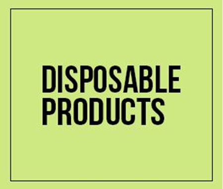Picture for category Disposable Products