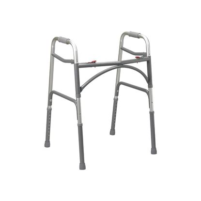 Picture of Two-Button Folding Walkers without Wheels