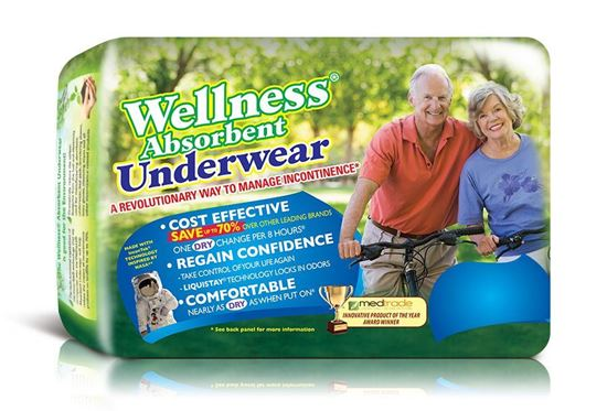 Picture of Adult Disposable Underwear