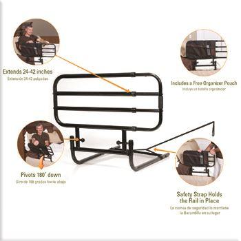 Picture of EZ Adjust Bed Rail