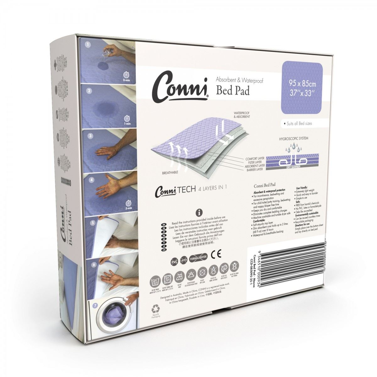 Picture of Conni Mate Bed Pad