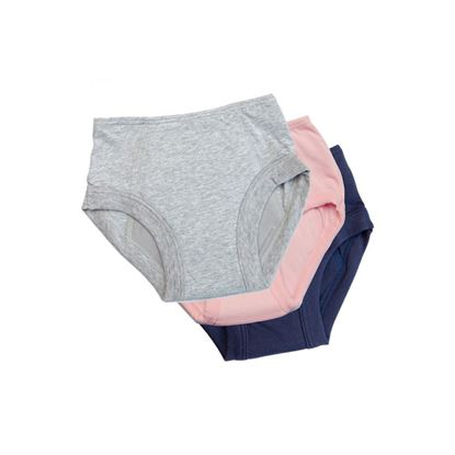 Picture of Conni Kid's Tackers Training (Brief Style) Reusable Incontinence  Underwear