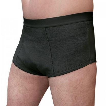 Picture of Conni Men's Oscar (Brief Style) Reusable Incontinence Underwear