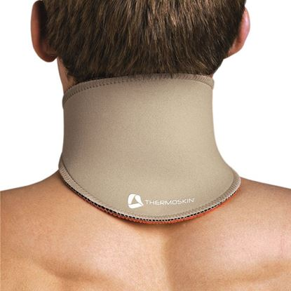 Picture of Thermoskin Neck Wrap, Beige