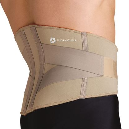 Picture of Thermoskin Lumbar Support, Beige