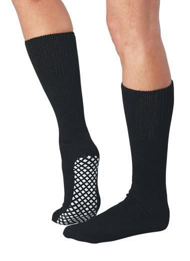 Picture of Diabetic Slipper Socks with Gripper Soles
