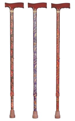 Picture of Adjustable Folding Canes